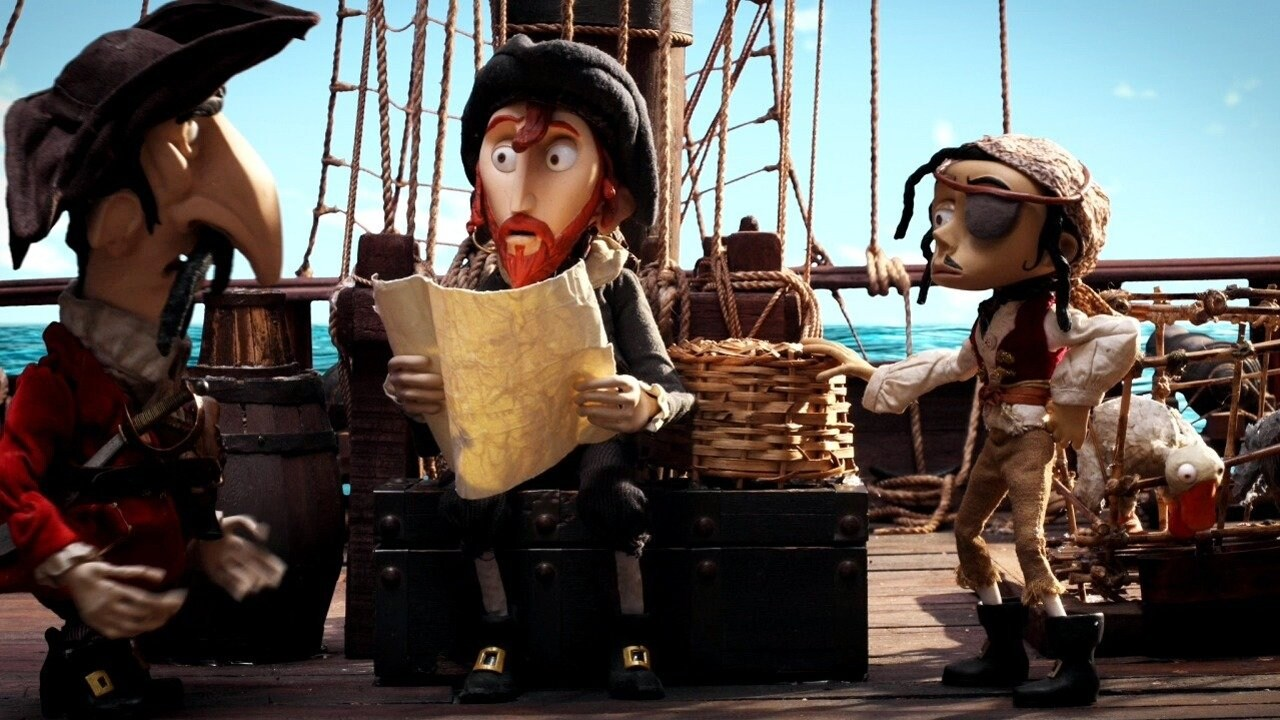 Seven Seas Pirates