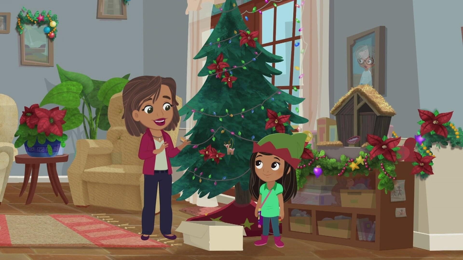 Nina's Very Merry Gift; Nina Celebrates Chinese New Year
