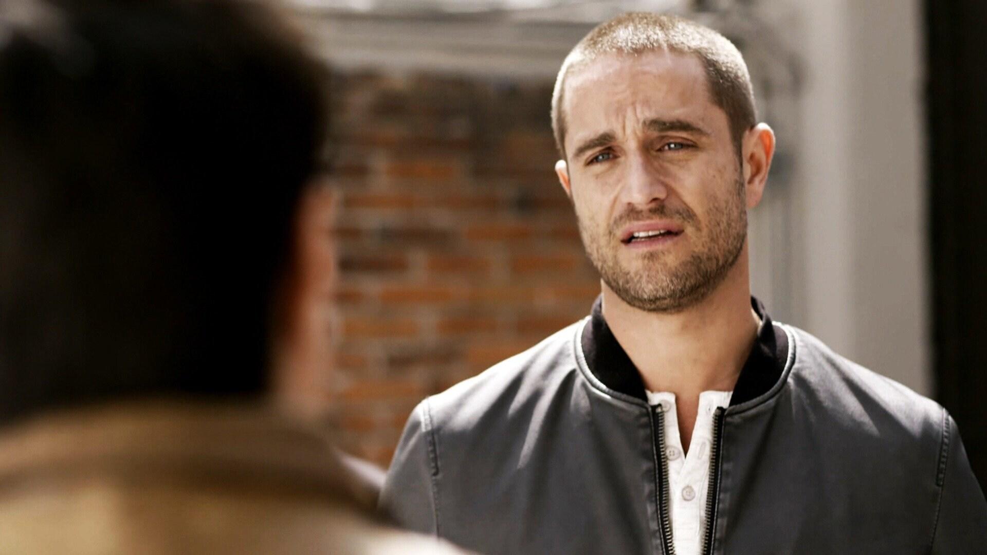 Gerardo sufre por el secuestro de su esposa Bibiana