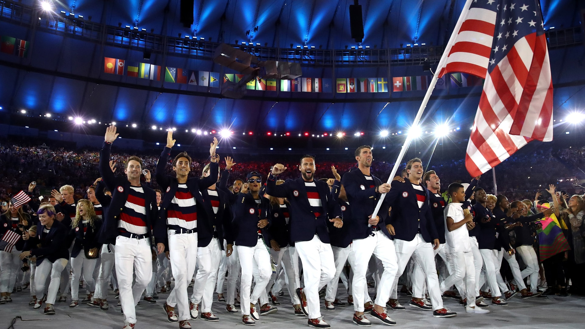 Lighting the Olympic Flame: Iconic Ceremony Moments
