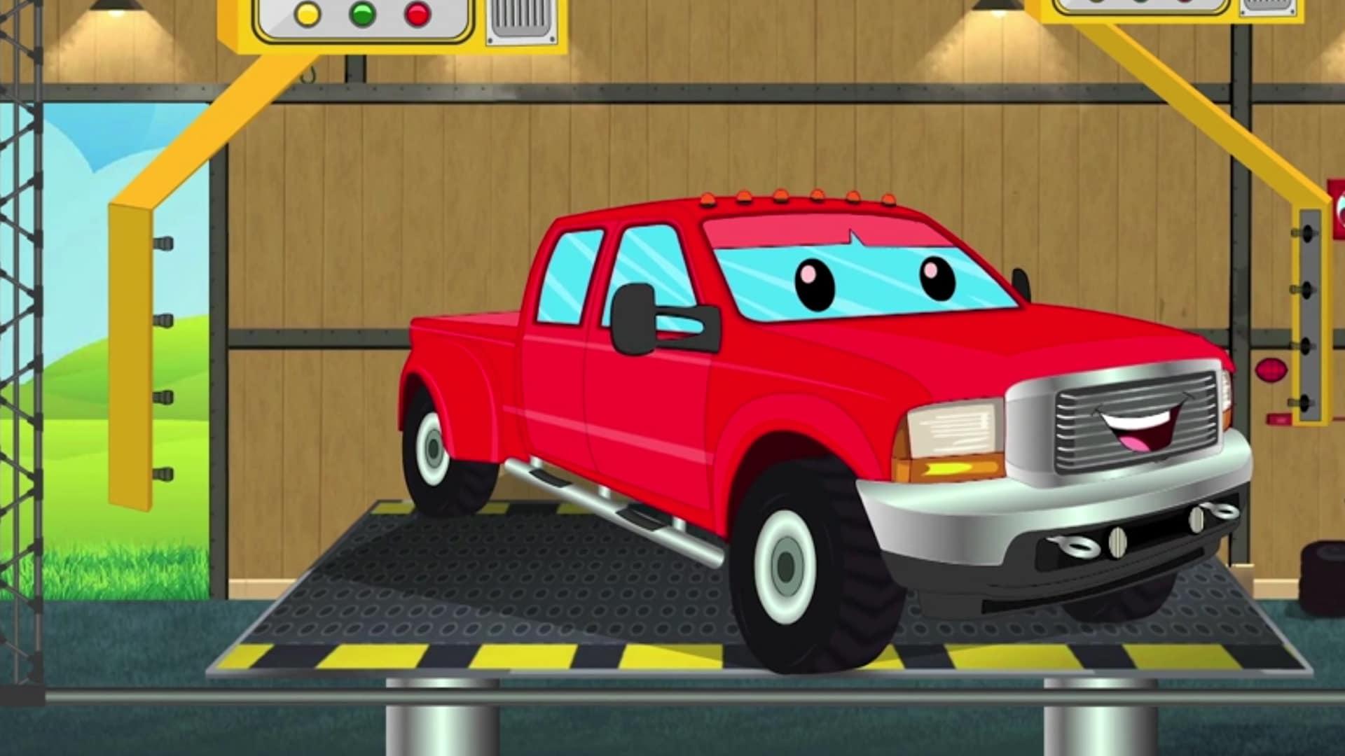 Kids Channel Car Wash for Kids