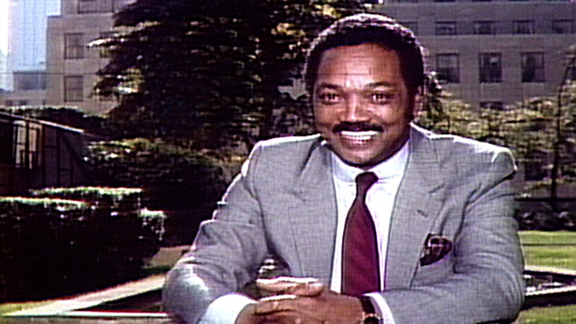 Jesse Jackson: October 20, 1984