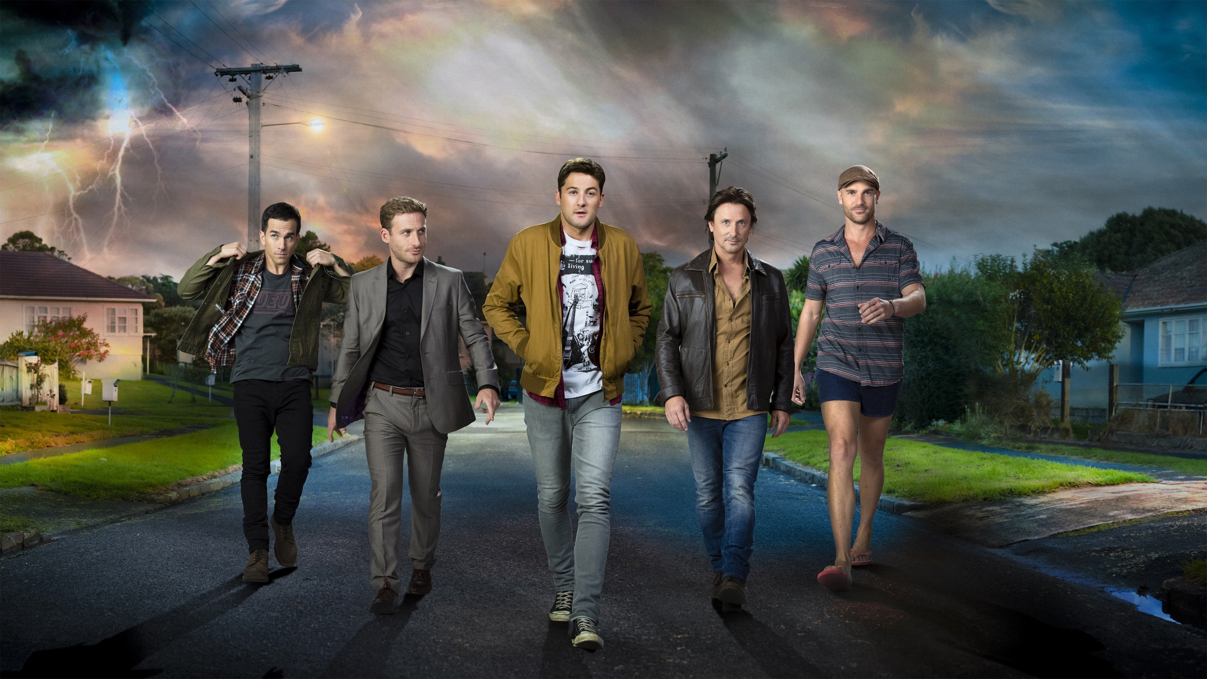Watch The Almighty Johnsons Online | Peacock