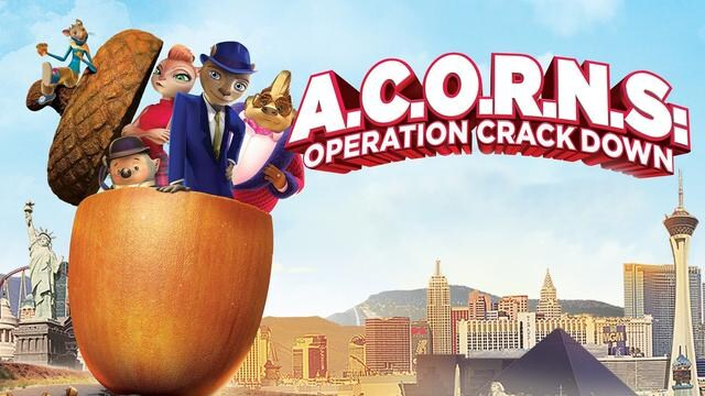 A.C.O.R.N.S: Operation Crack Down