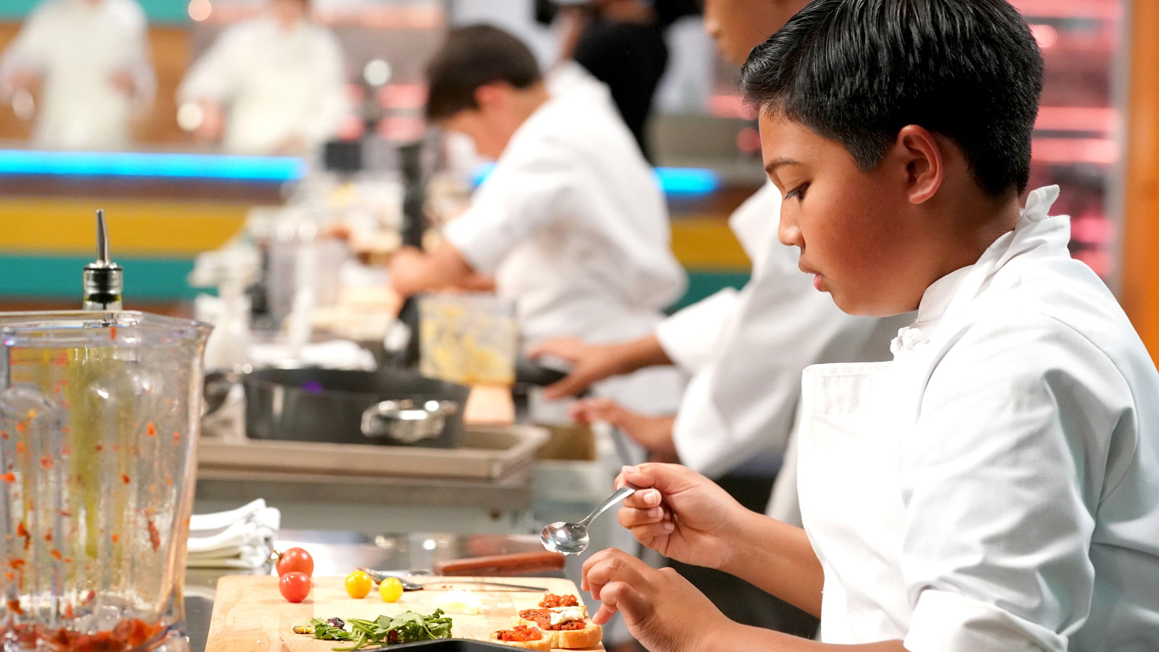 Watch Top Chef Junior Online | Peacock