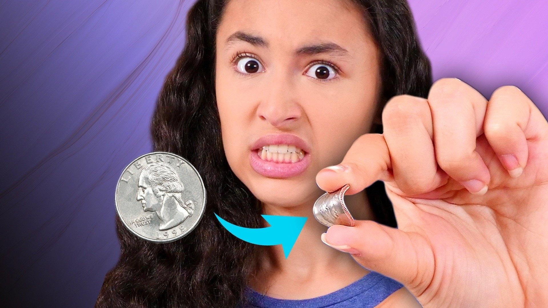 How to Bend a Quarter