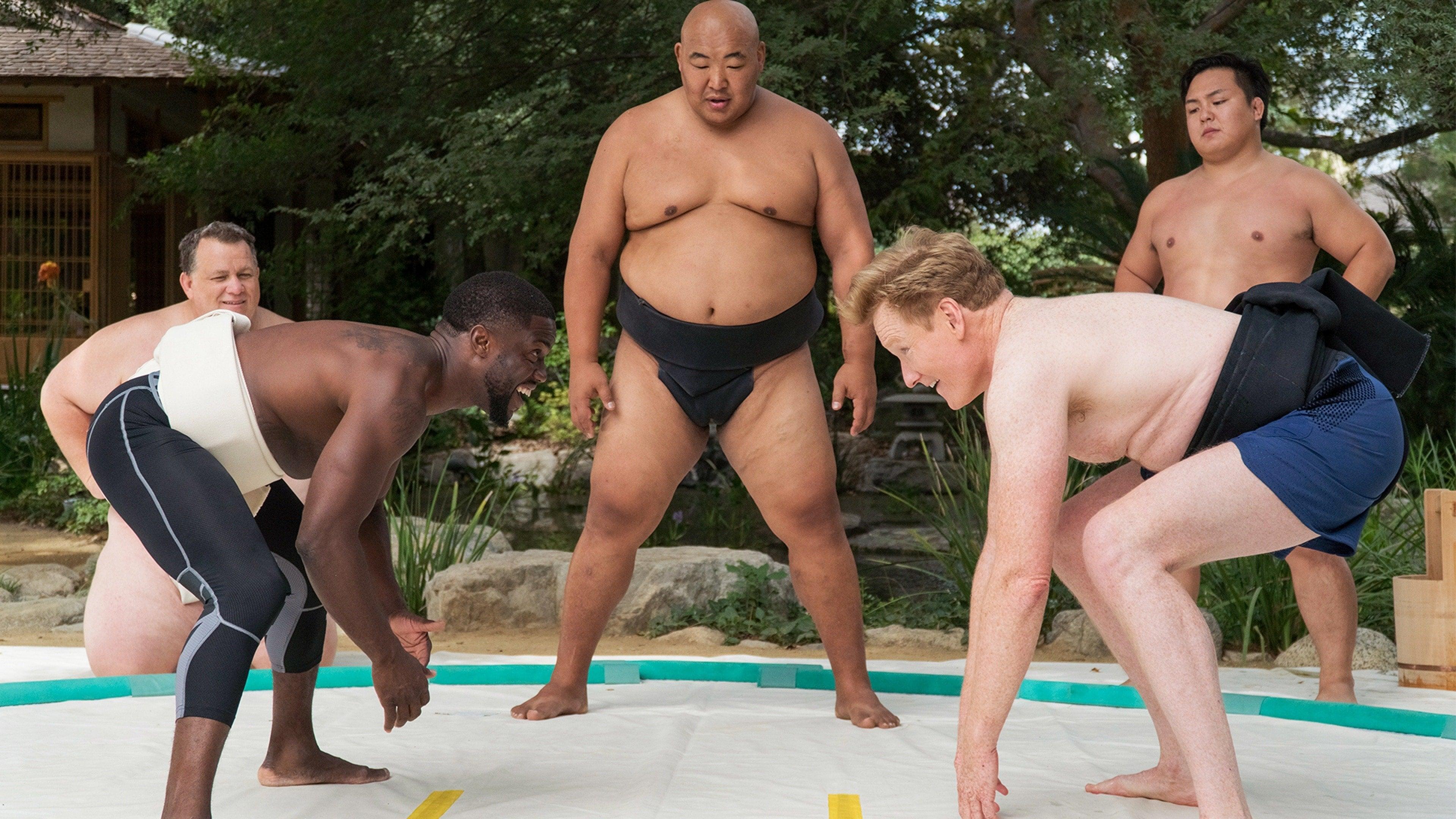 Sumo Wrestling with Conan O'Brien