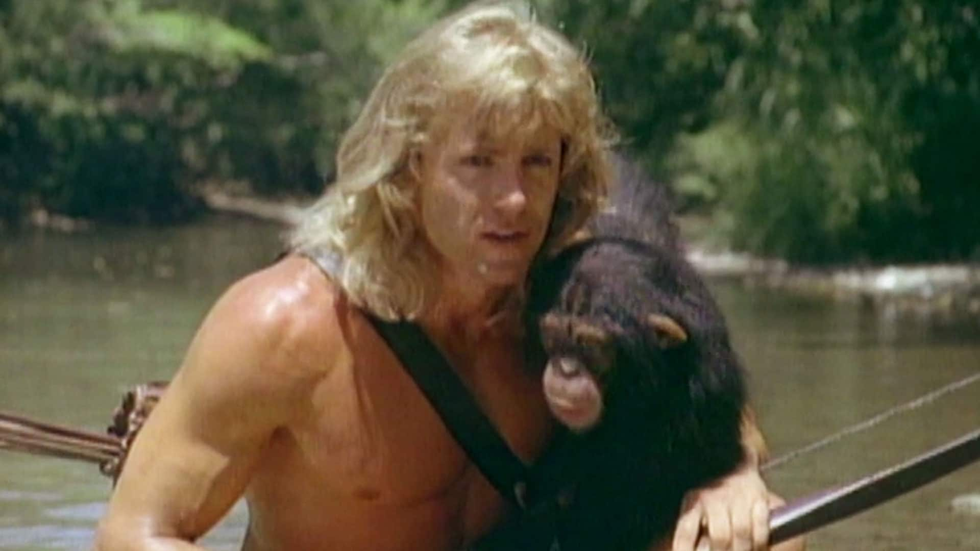 Tarzan and the River of Doom