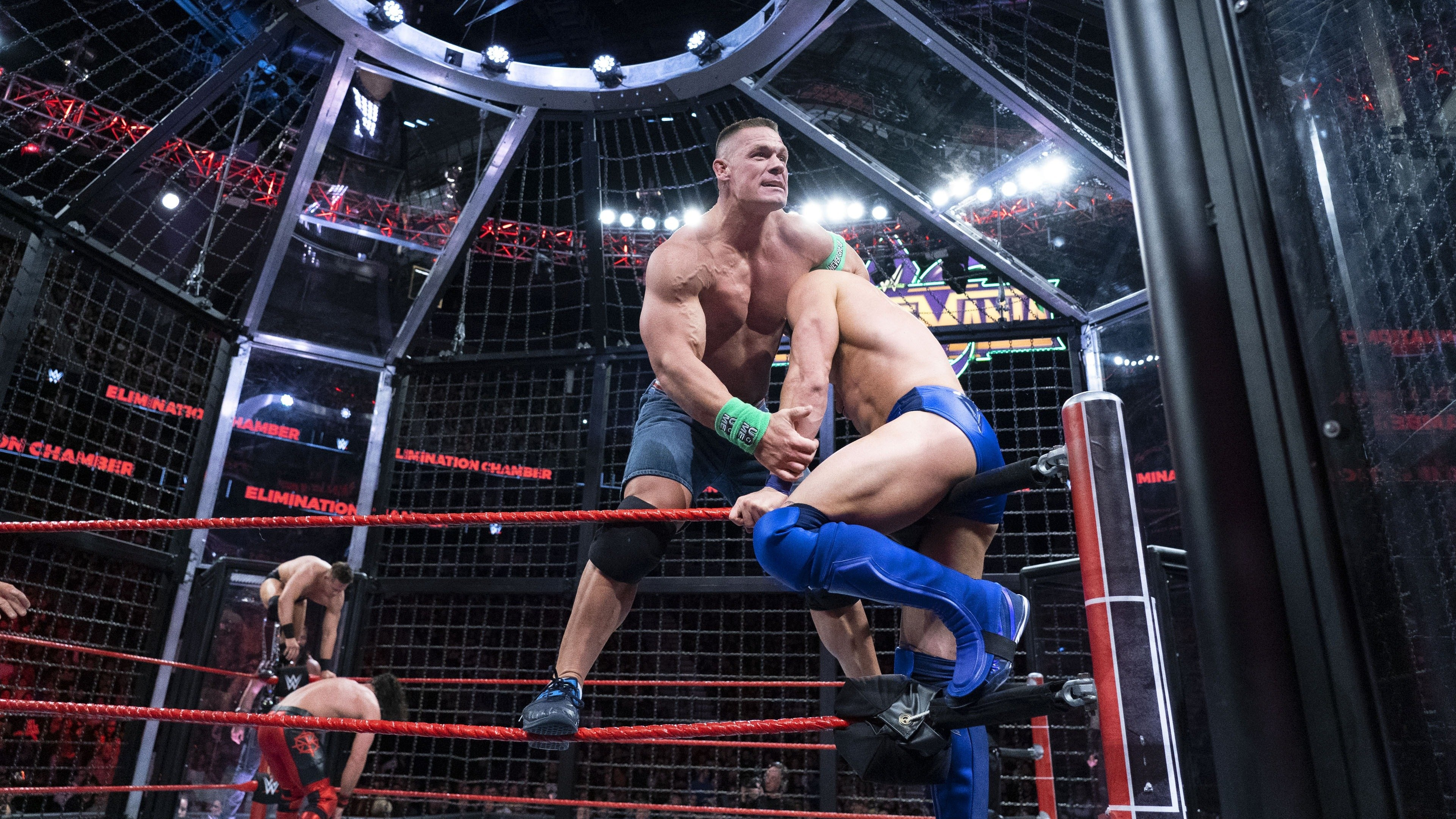 Watch Elimination Chamber Online   Peacock