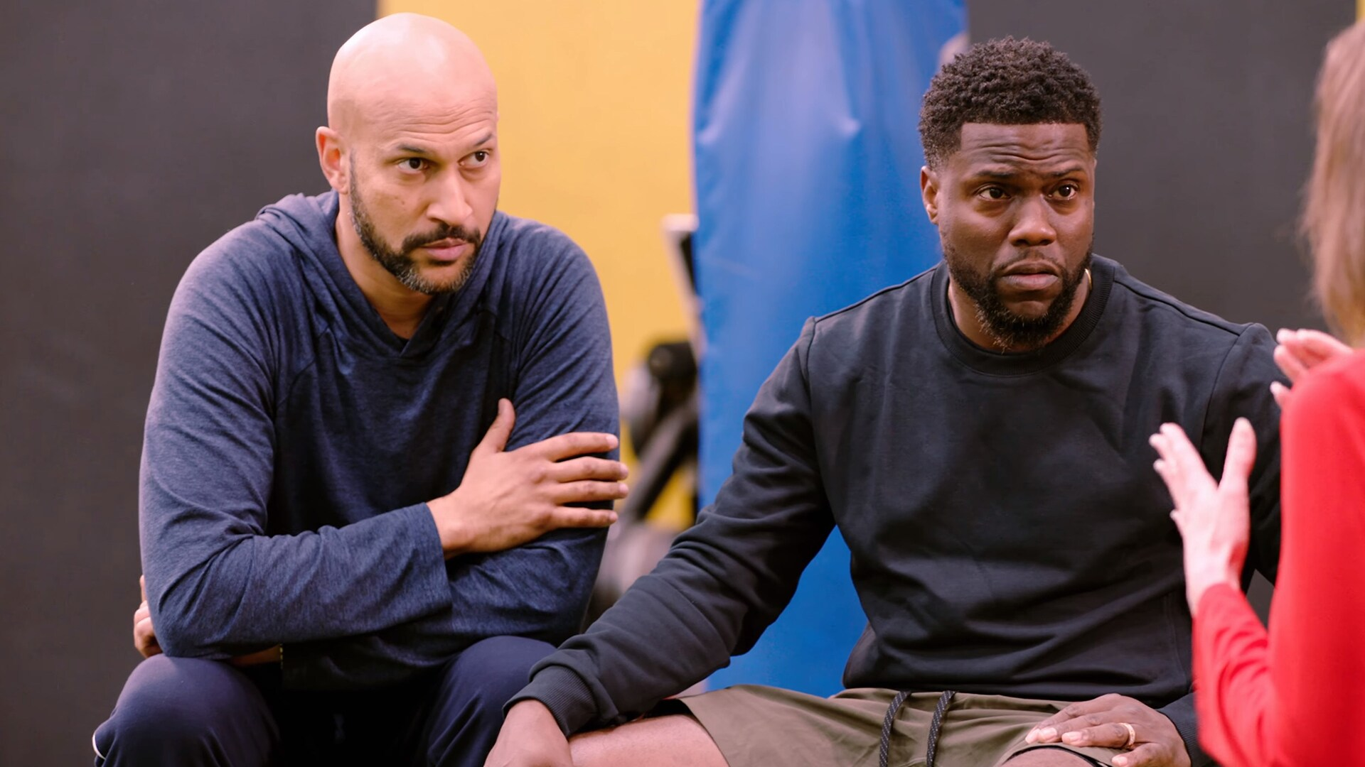 Going for Gold with Keegan-Michael Key and Kevin Hart