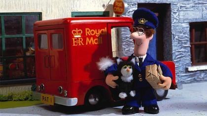 Postman Pat and the Flying Saucers