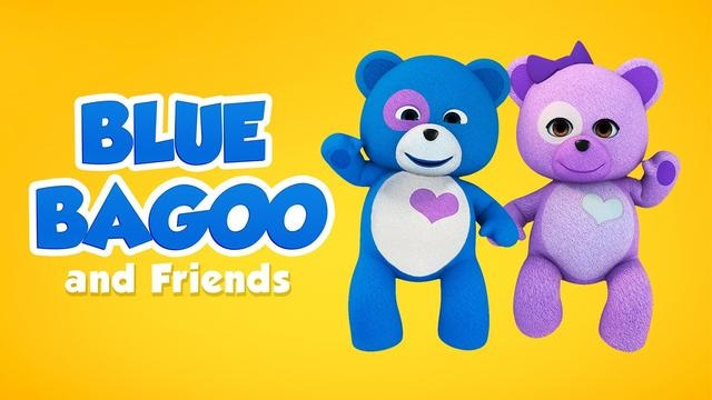 Blue Bagoo and Friends
