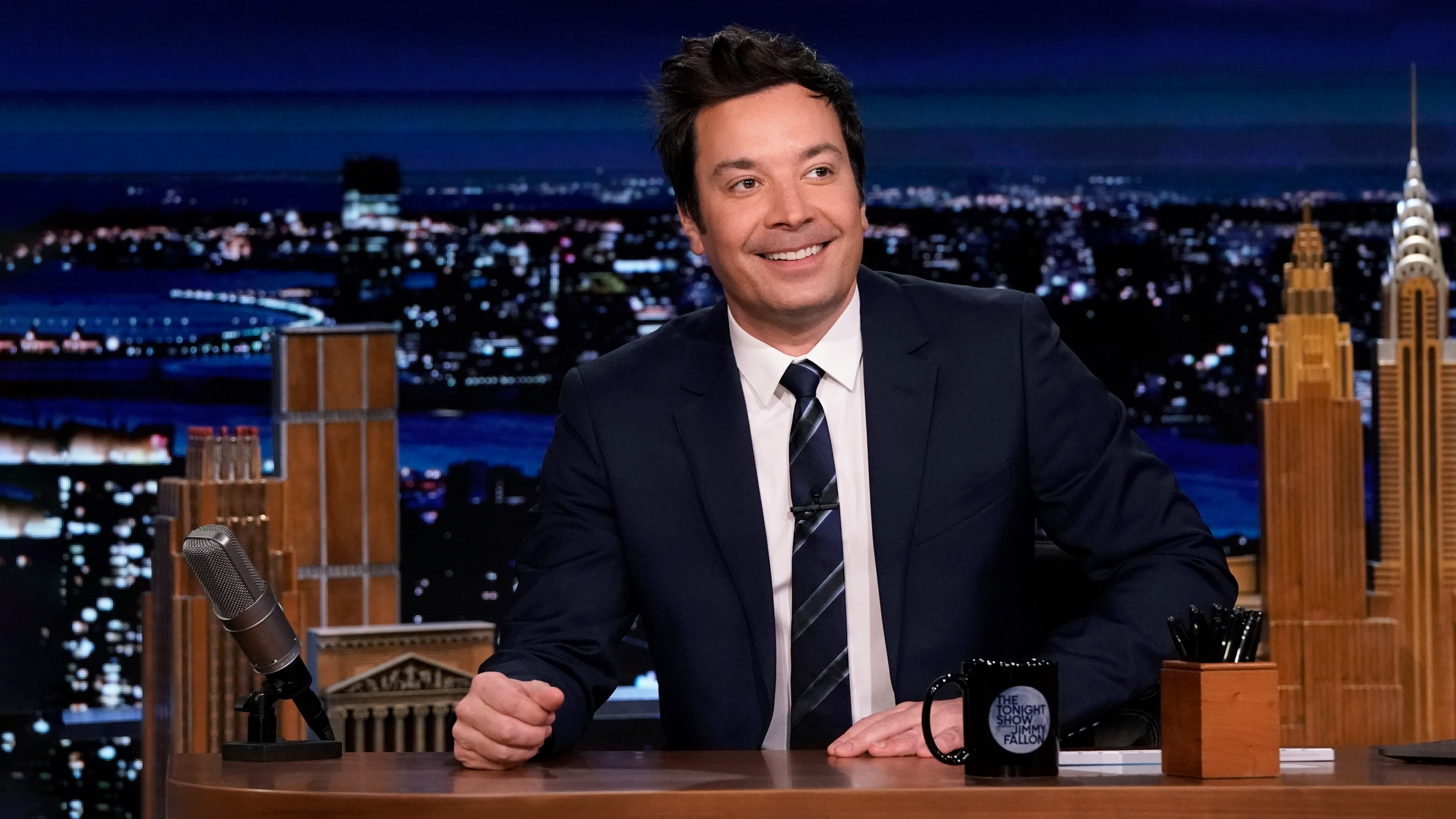 Watch The Tonight Show Starring Jimmy Fallon Online   Peacock