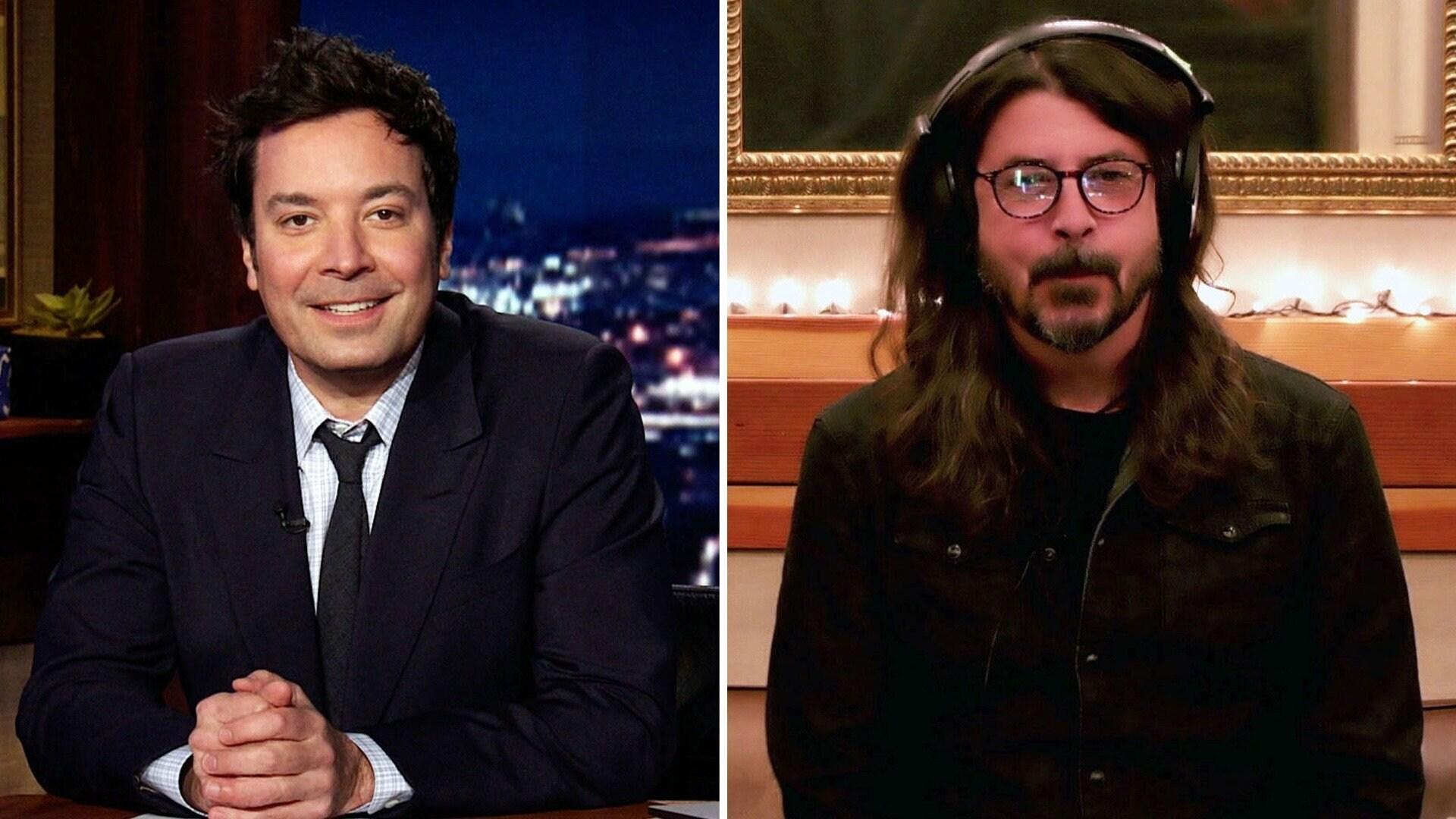 Dave Grohl; Joel Kinnaman; Foo Fighters