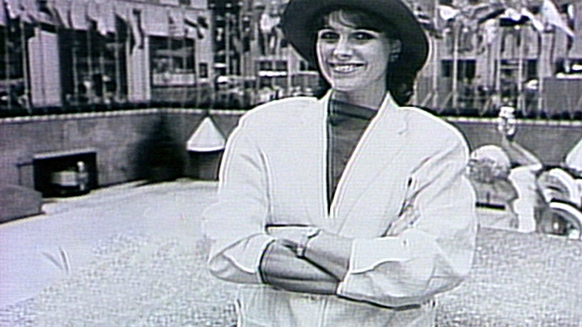 Susan Saint James: April 16, 1983