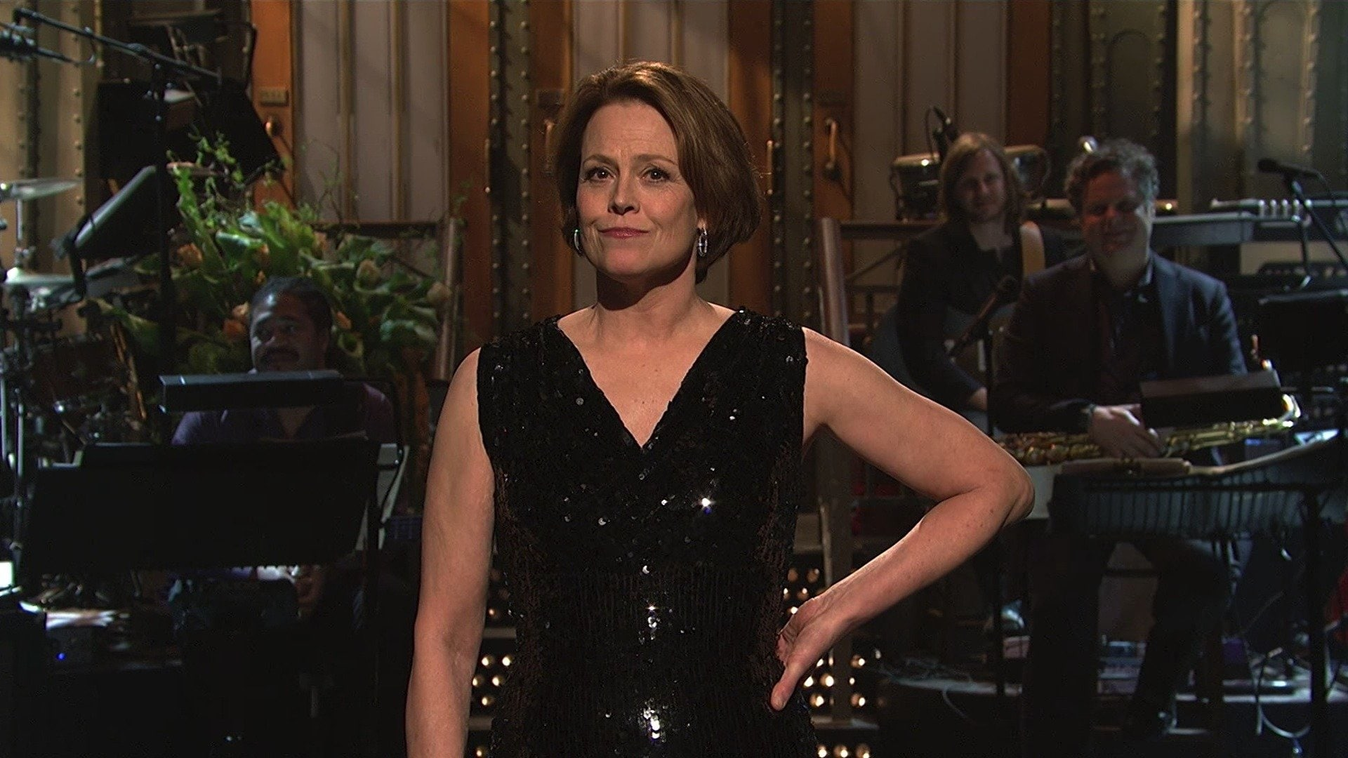 Sigourney Weaver: January 16, 2010