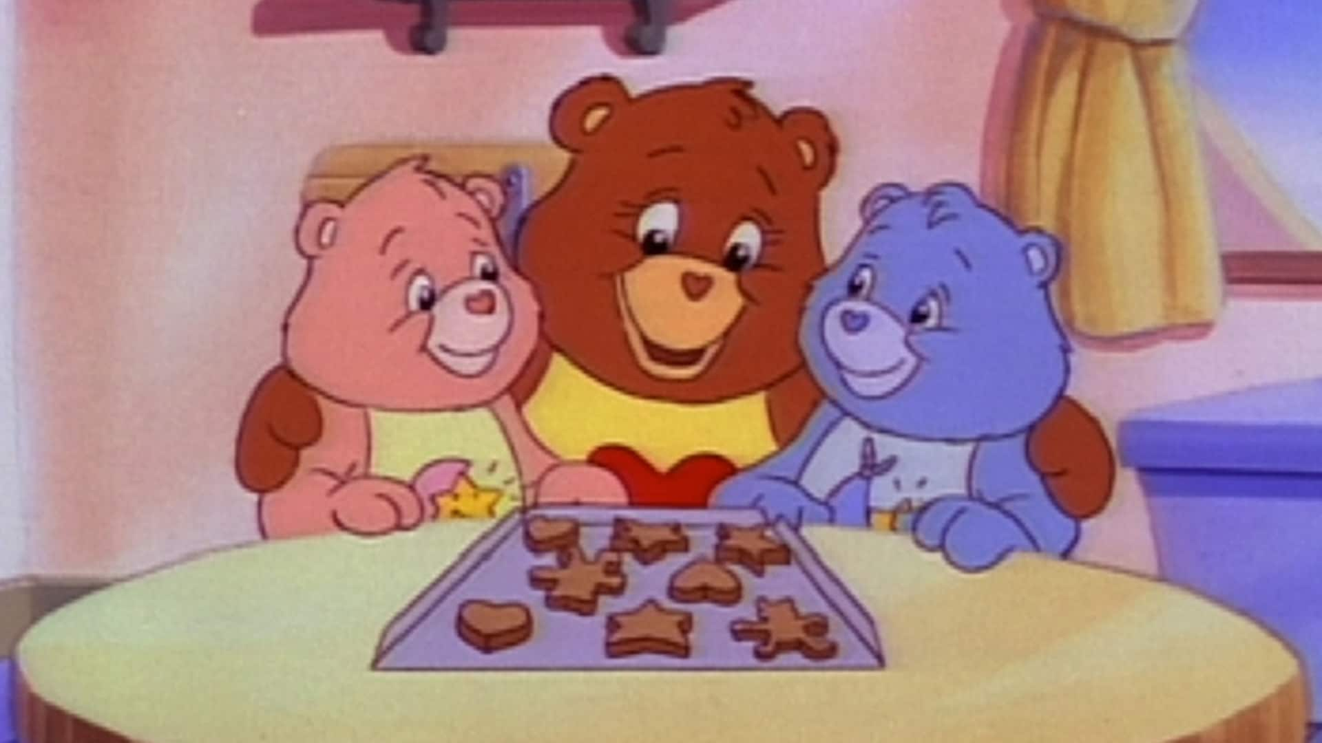 Grams' Cooking Corner; A Care Bear's Look at Food Facts and Fables