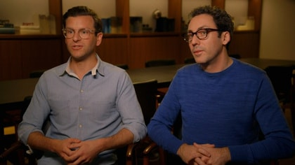 Neil Blumenthal and Dave Gilboa
