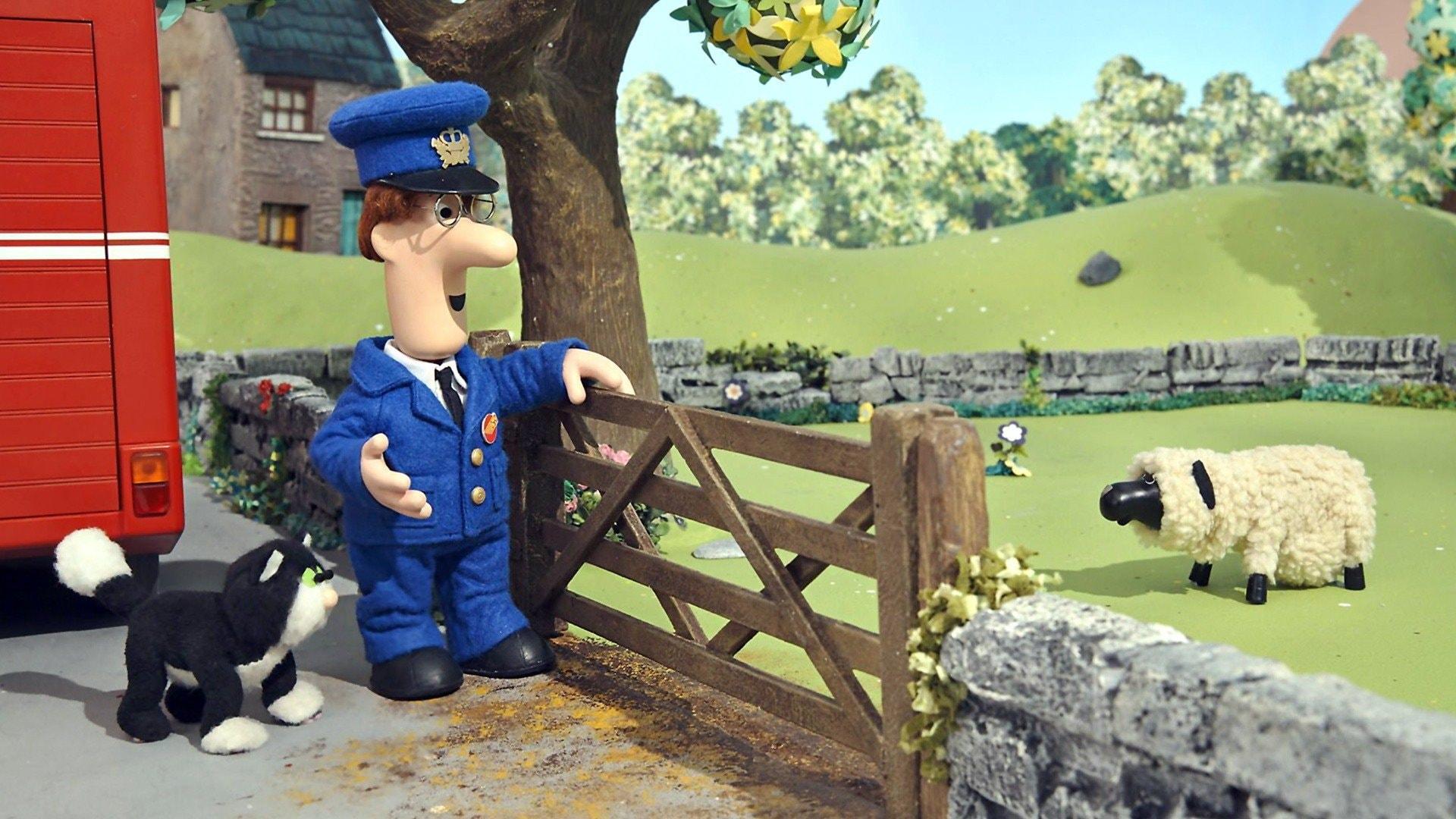 Postman Pat and the Spring Lamb