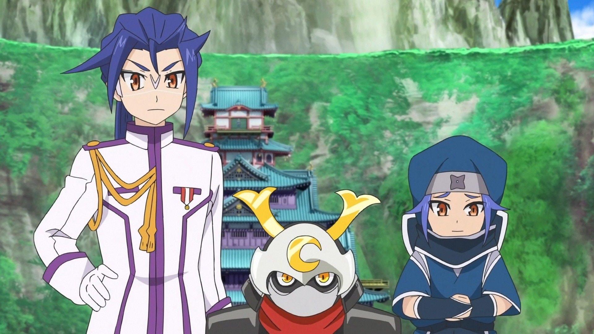 Invincible Swordsman! Shosetsu Kirisame!