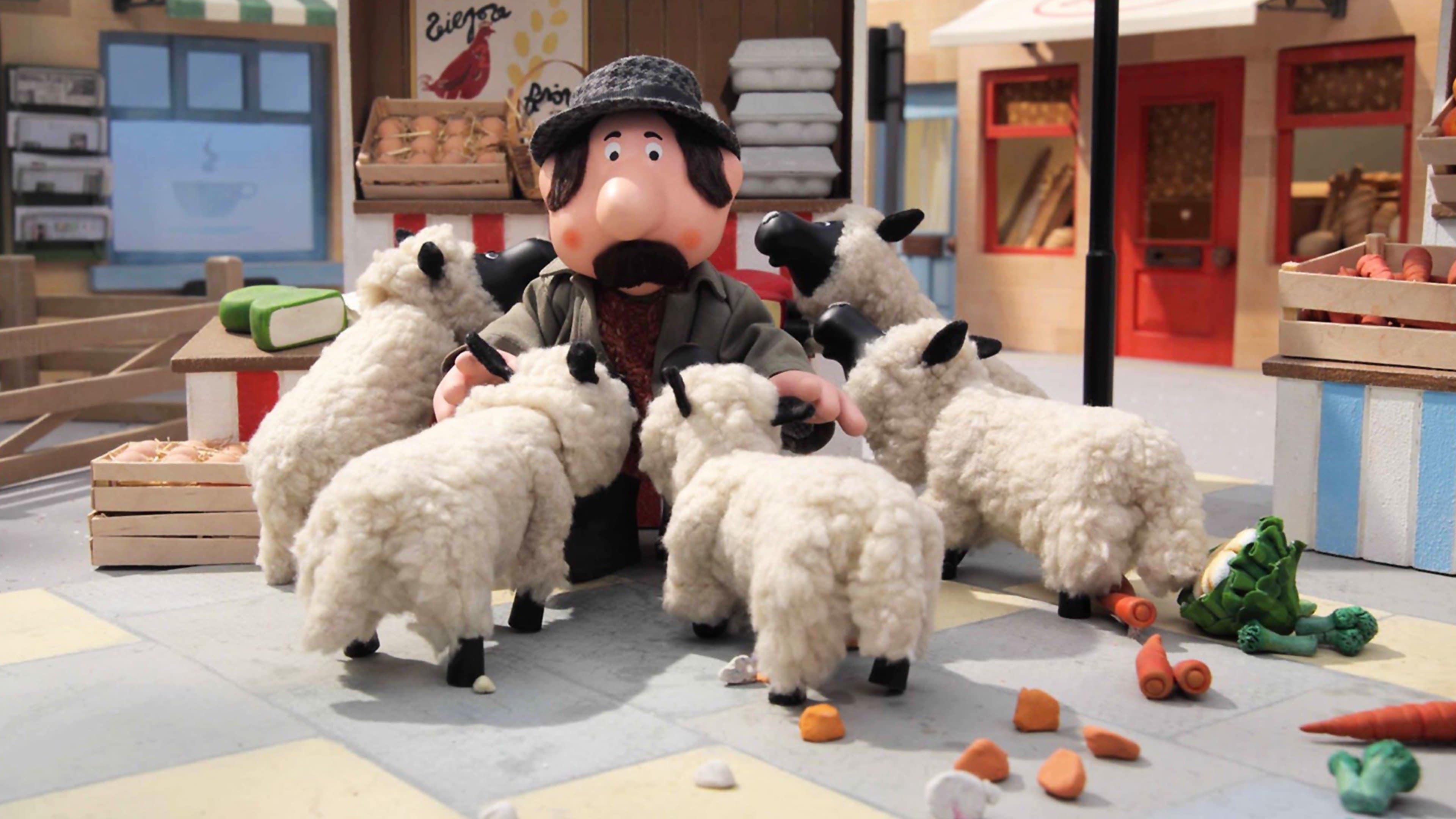 Postman Pat and the Cheeky Sheep