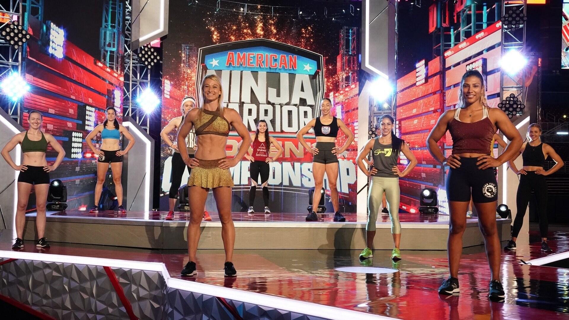 The American Ninja Warrior Women's Championship