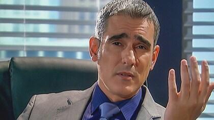 Martín ataca a Manuela