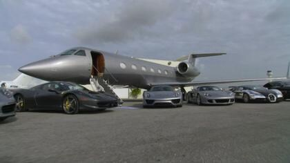 Super Cars of the Super Rich: Swedish Supercar & Luxury American Tank