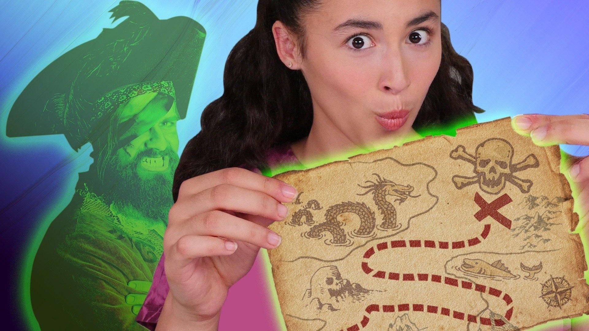 Magic Treasure Map Trick