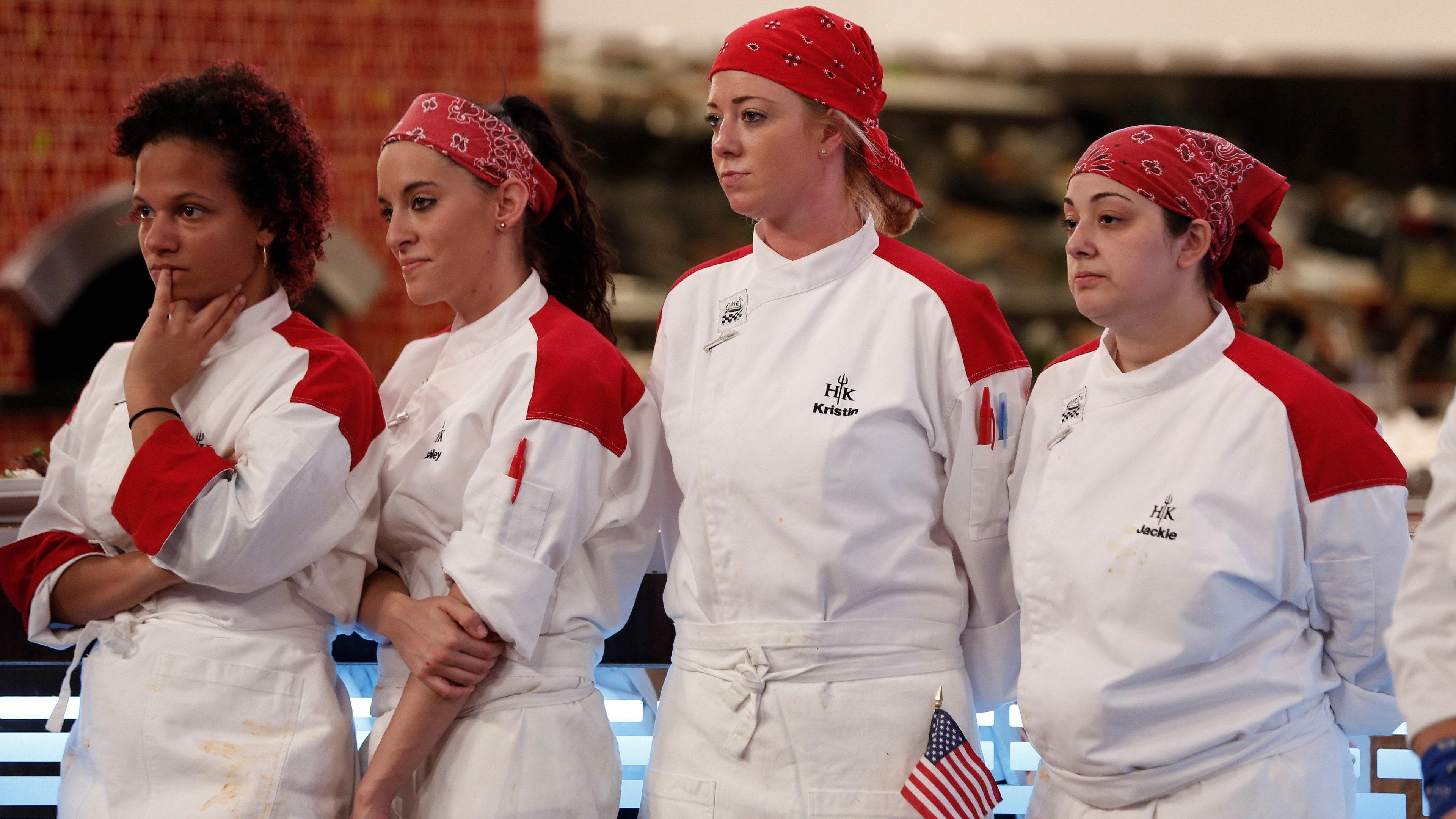 14 Chefs Compete
