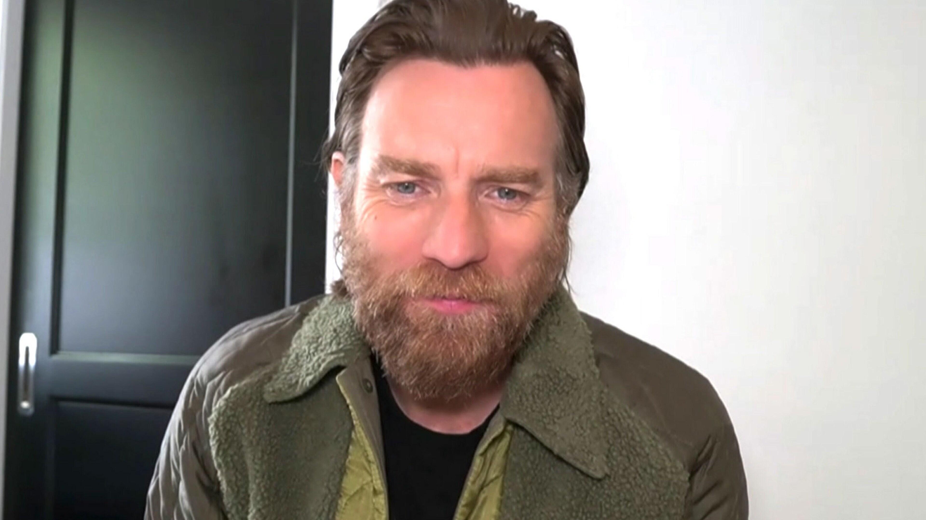 Ewan McGregor; Casey Wilson
