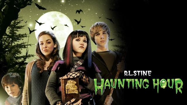 R.L. Stine Presents The Haunting Hours