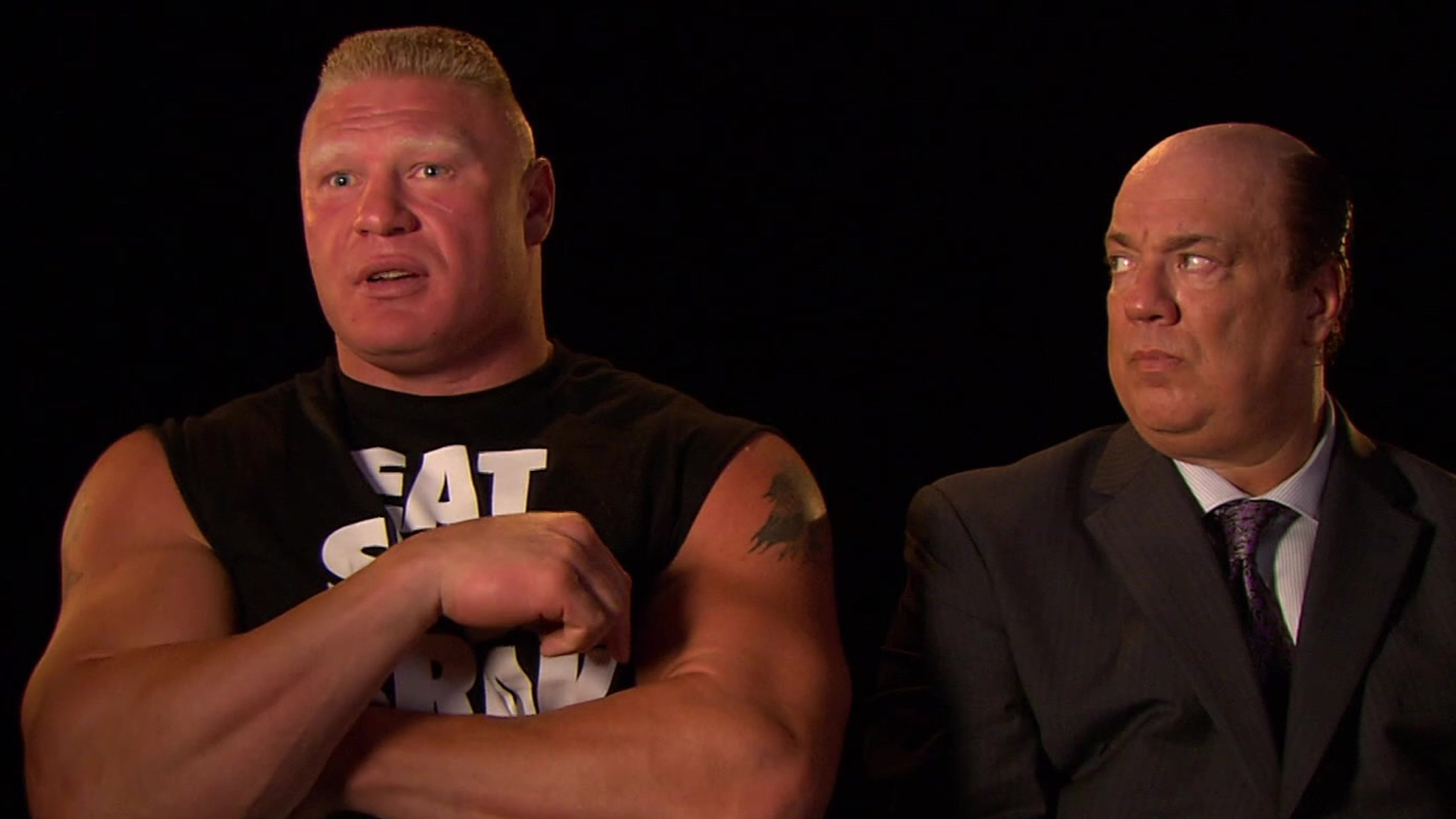 Cena-Brock: Prelude to the Biggest Fight of the Summer
