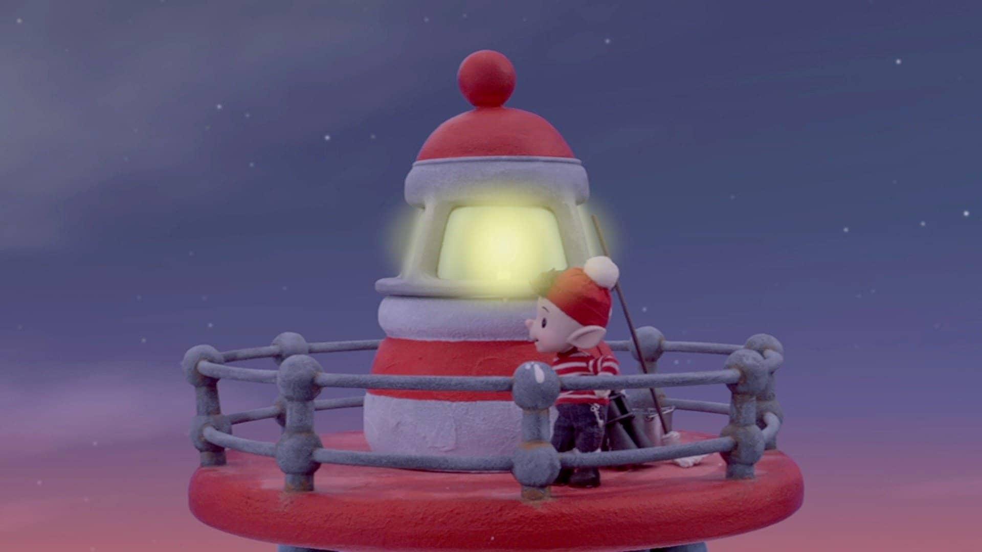 Rupert Lights the Way