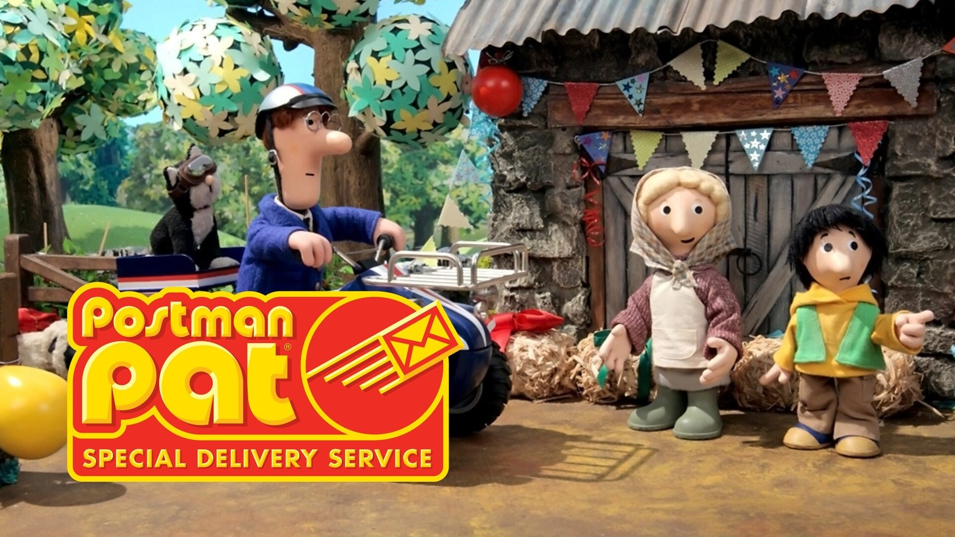 Postman Pat and the Scarecrow