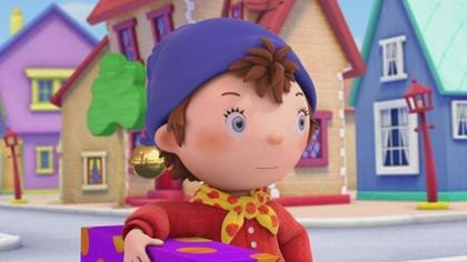 Noddy and the Giant Jelly