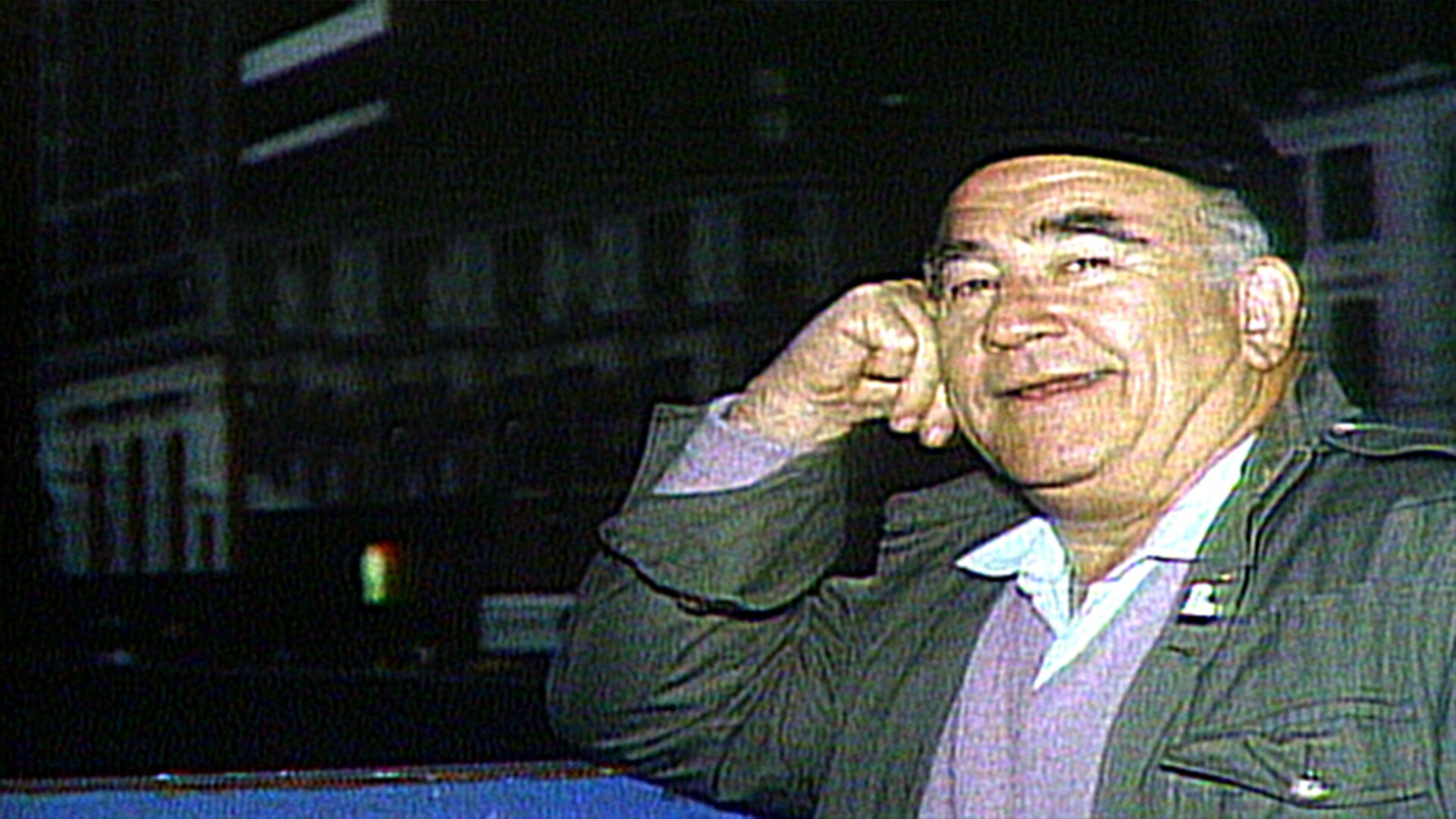 Ed Asner: November 17, 1984