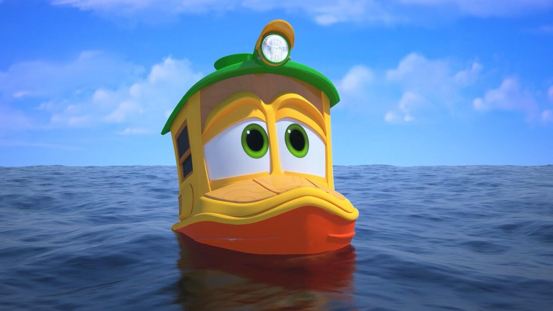 Go, Kay, Rescue Duck!