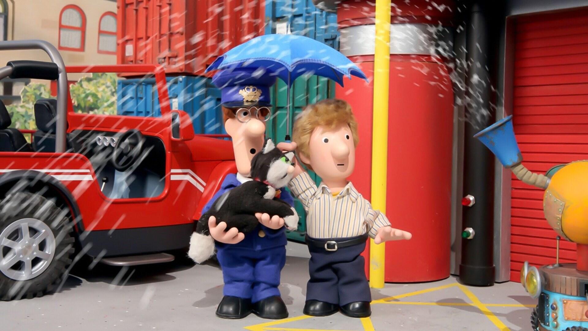 Postman Pat and the Amazing Weather Machine