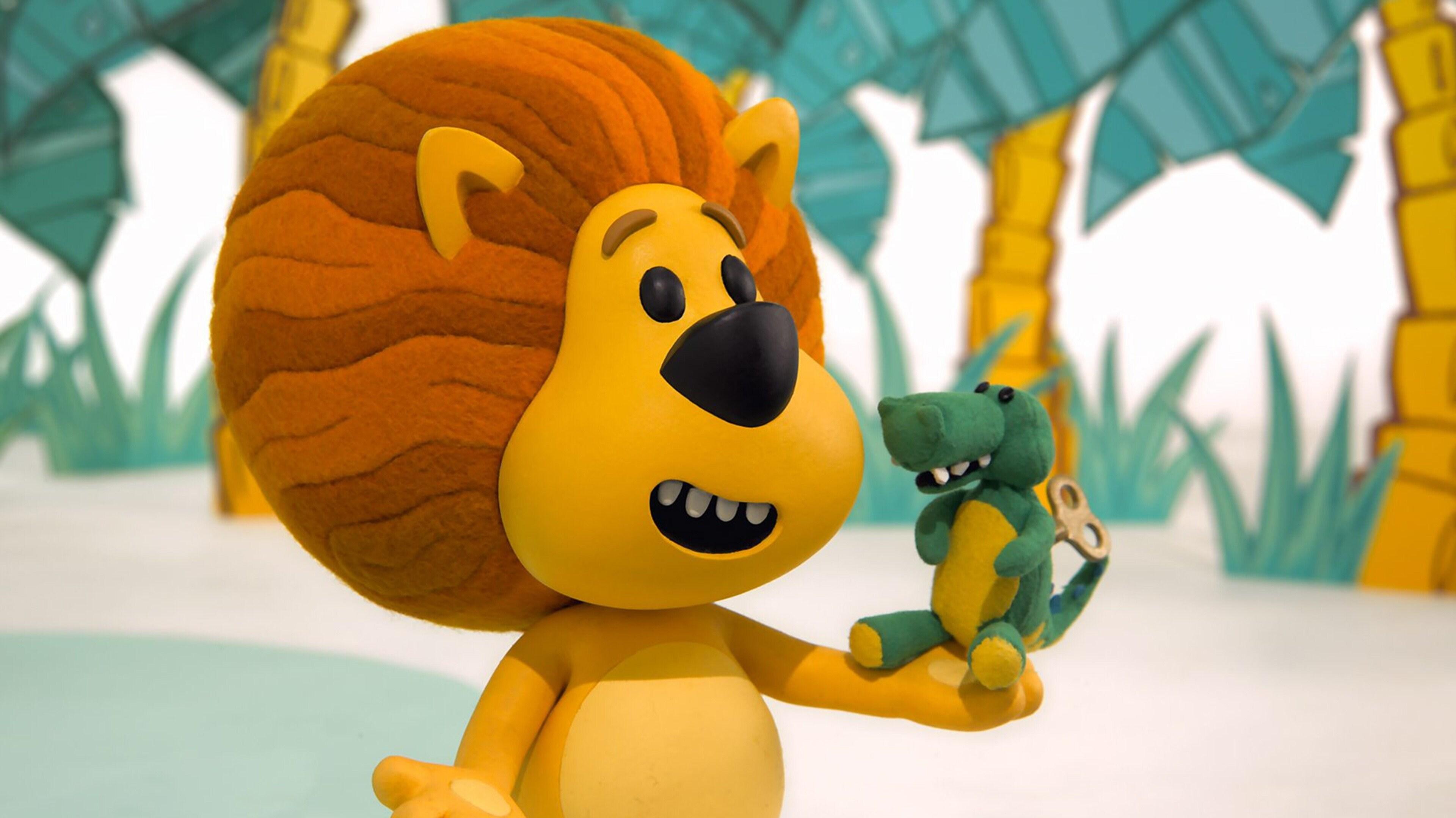 Raa Raa and Crocky's Lost Toy