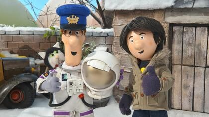 Postman Pat and the Space Suit