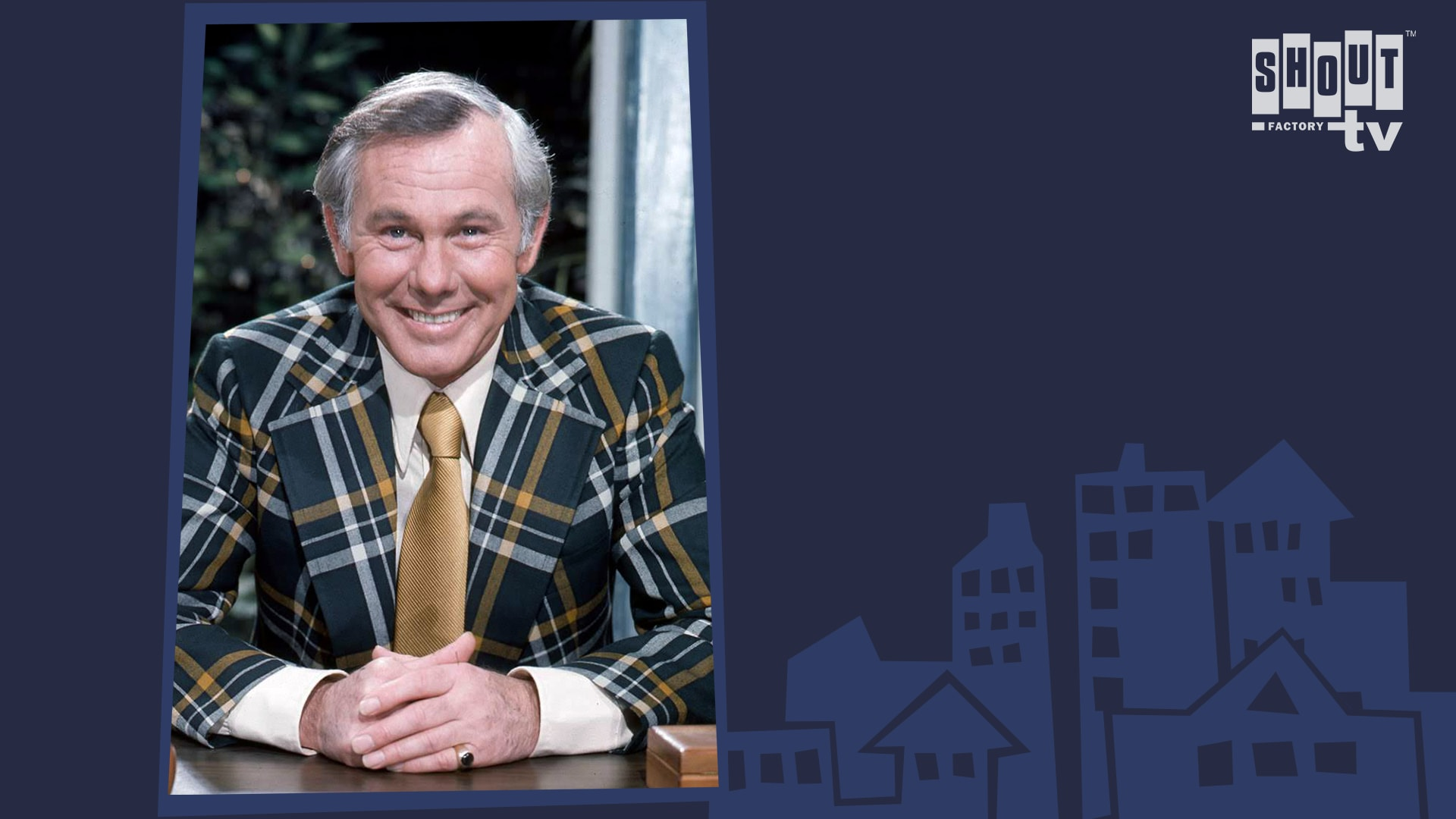 The Johnny Carson Show: Comic Legends Of The '50s - Bob Hope (5/21/74)