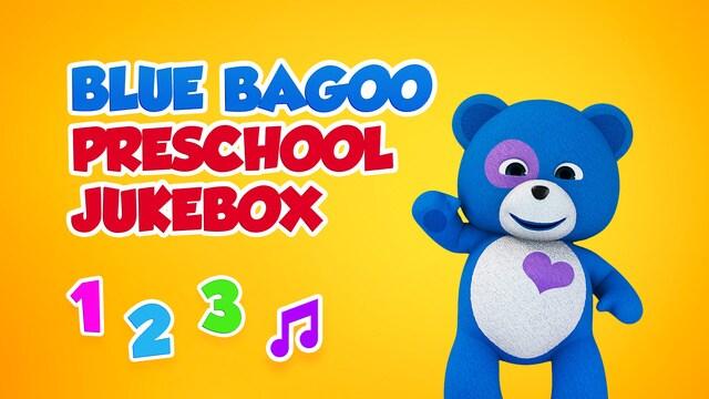 Blue Bagoo Preschool Jukebox