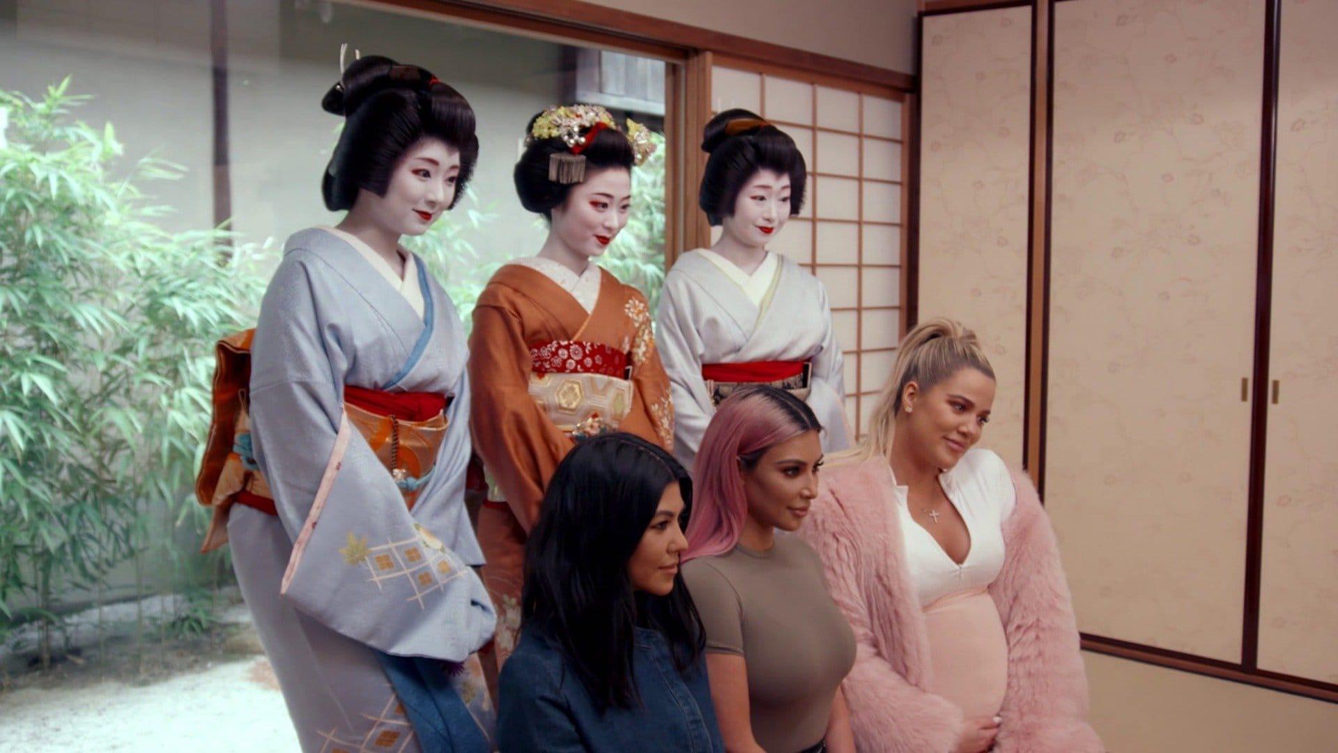 The Kardashians Take Japan