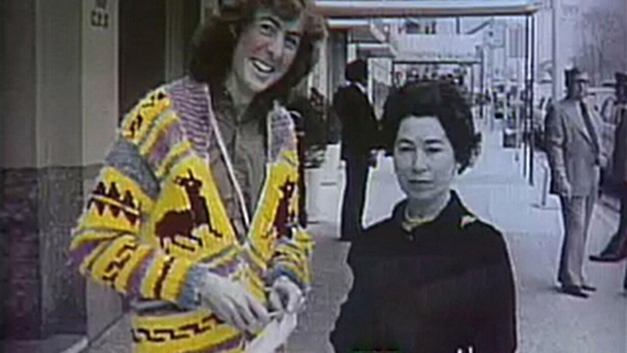 Eric Idle: April 23, 1977