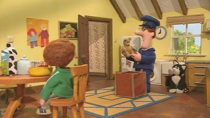 Postman Pat and the Disappearing Bear