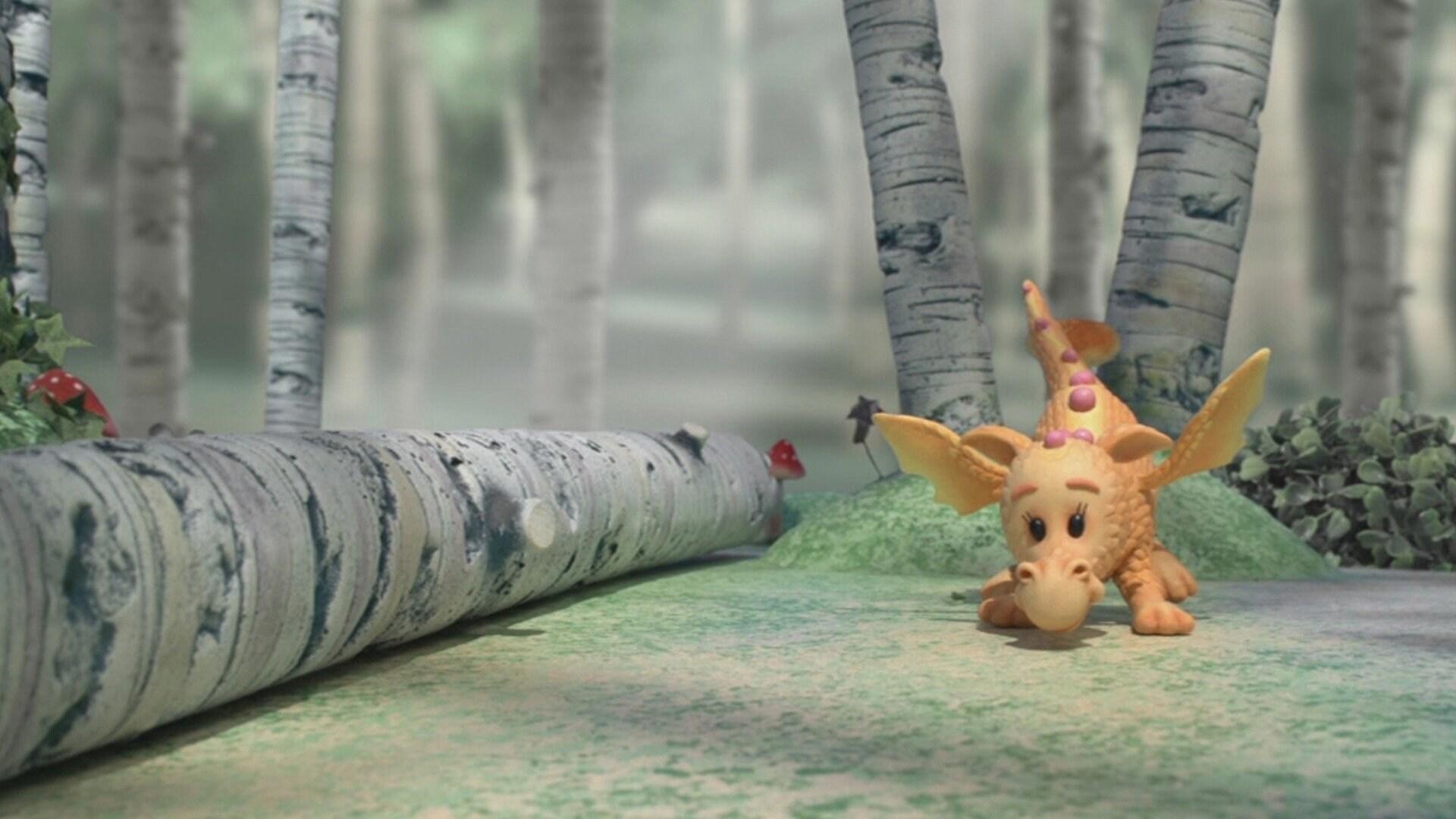 Rupert and the Magic Carpet