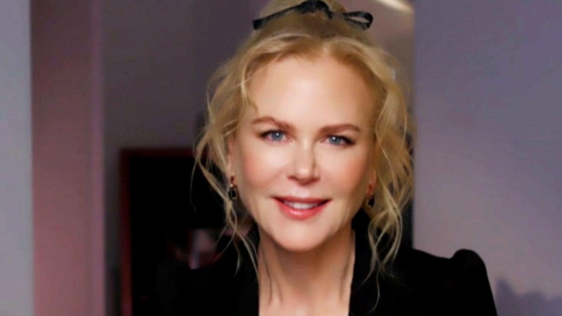 Nicole Kidman; Cole Sprouse; Henry Hall