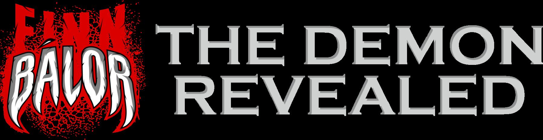 Finn Bálor: The Demon Revealed