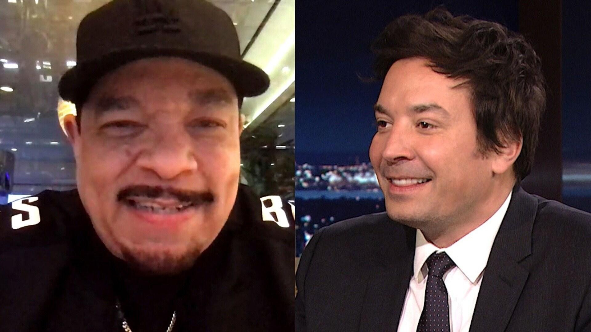 Ice-T; Mike Birbiglia; Orlando Leyba